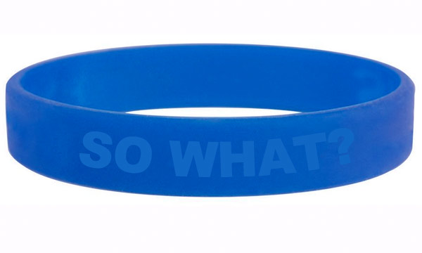 So What Bracelet